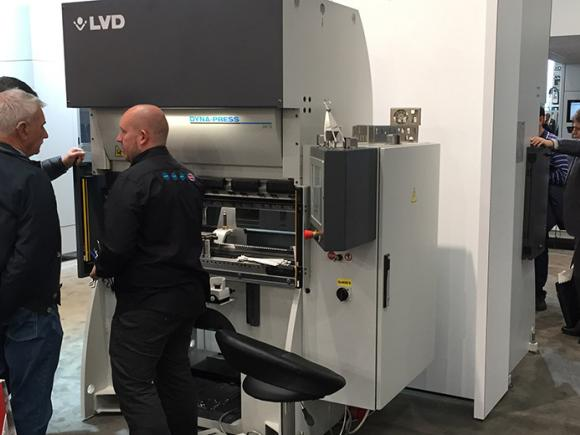LVD exhibits at MVS Nitra