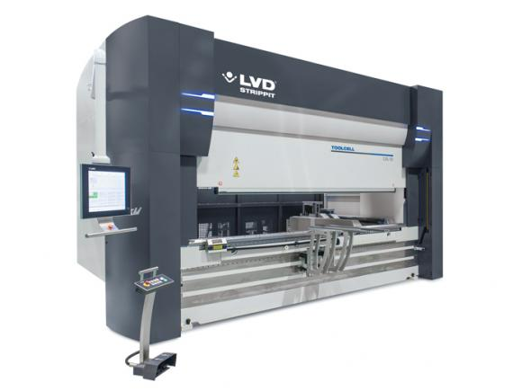 LVD Strippit ToolCell Automated Tool Changing Press Brake