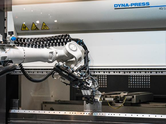 LVD Dyna-Cell at EuroBLECH