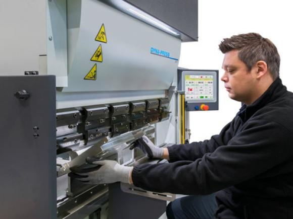 LVD expands its series of electric press brakes