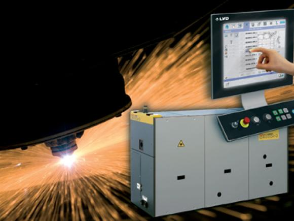 LVD laser cutting systems now feature an advanced laser resonator and control package