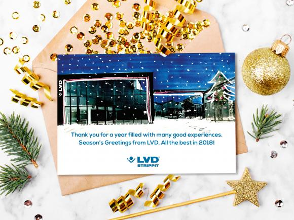 LVD Strippit Season's Greetings