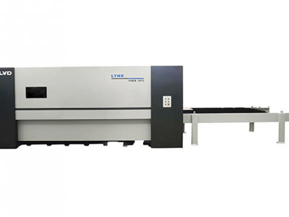 LVD introduces new entry level fiber laser cutting system, the Lynx