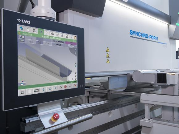 LVD Introduces Synchro-Form Adaptive Bending Technology