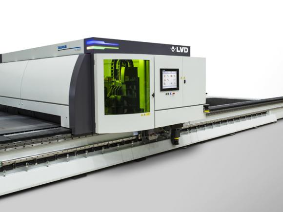 LVD Taurus Large-Format Laser Cutting Machine