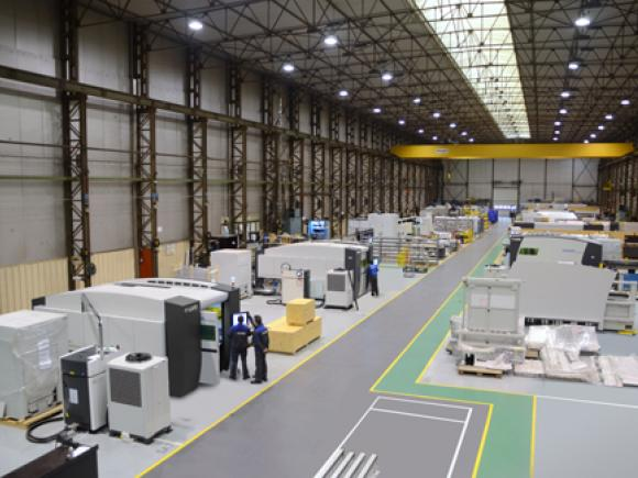 WCM implemented at more LVD manufacturing sites