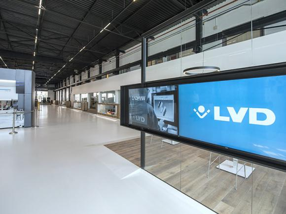 LVD's neues Experience Center