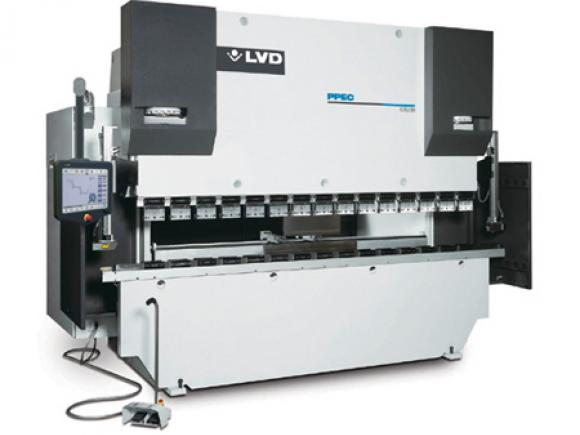 LVD expands PPEC press brake Series to offer models in capacities up to 640 tons