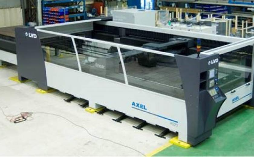 Used Axel 4020-S Linear 6kW