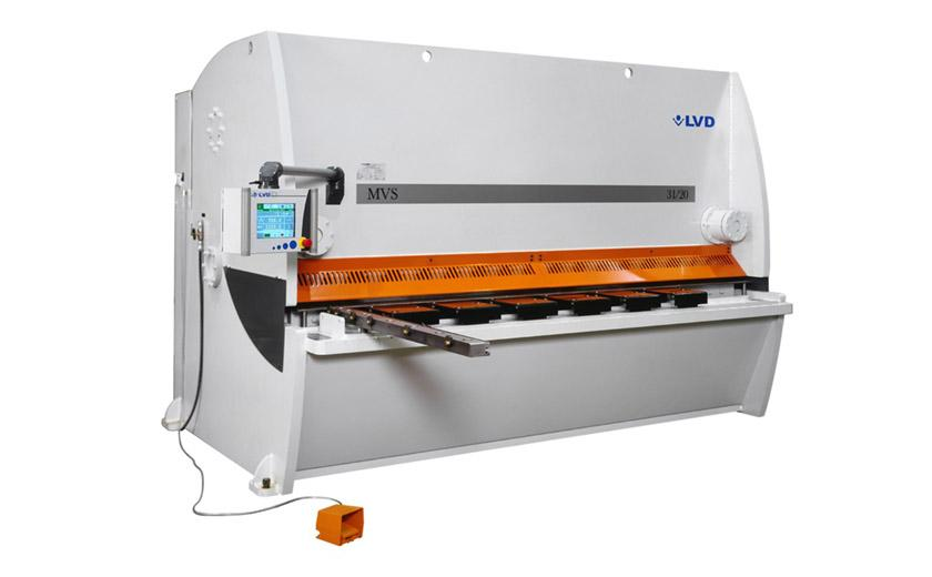 LVD MVS shear with robust frame
