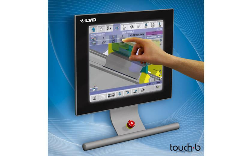 LVD TOUCH-B touch screen control