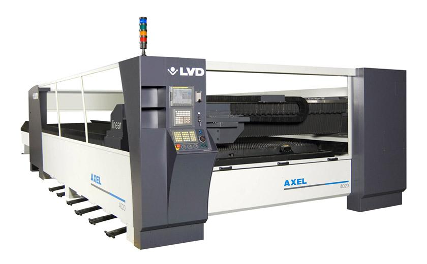 LVD Axel advanced linear drive technology
