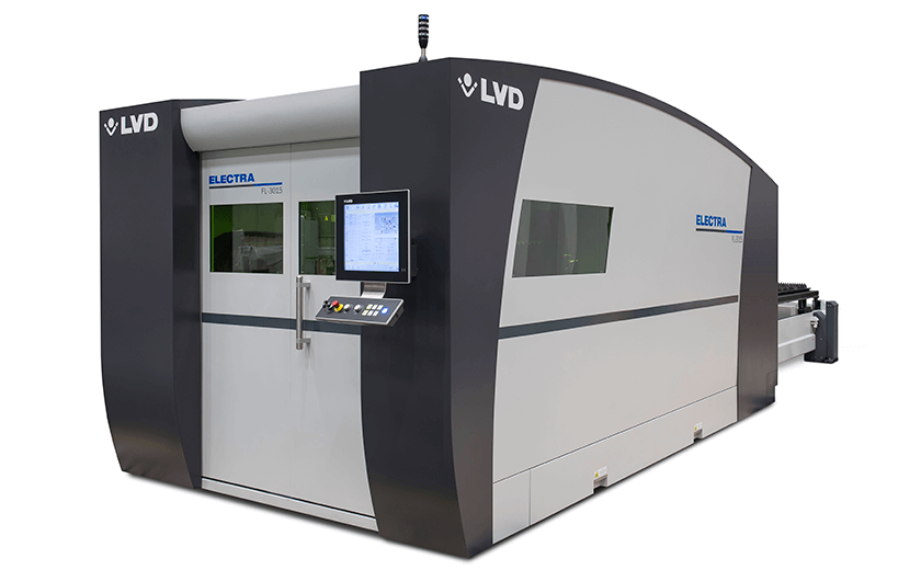 Electra FL-3015 fiber laser cutting machine