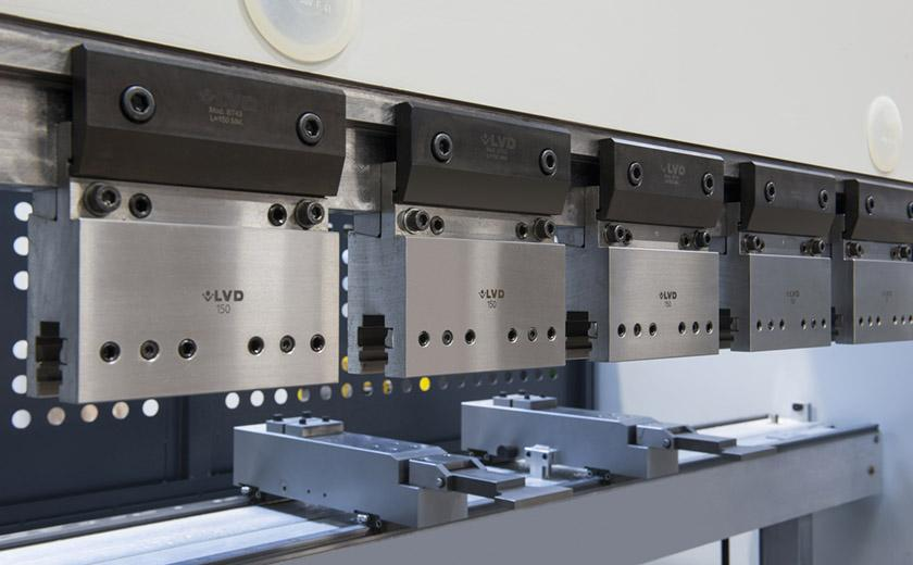 LVD PPED offers choice of press brake tooling styles