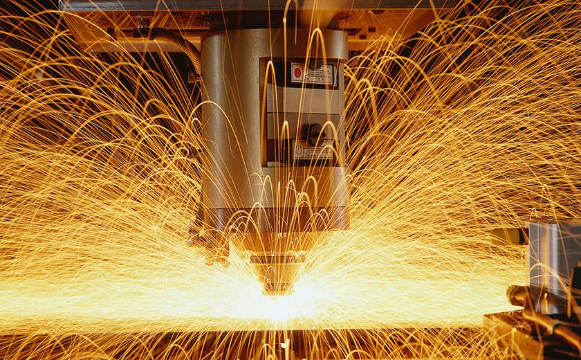 LVD used laser cutting machines