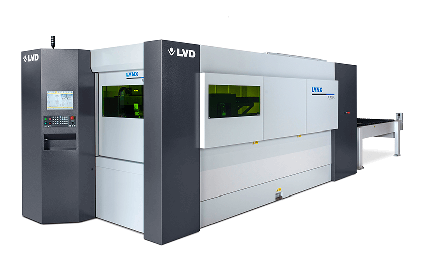 Lynx FL-3015 fiber laser cutting machine