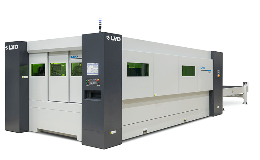 Lynx FL-4020 fiber laser cutting machine