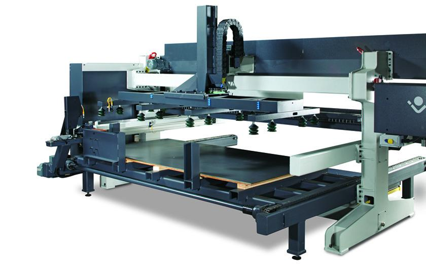 LVD Strippit PA Autoload system maximizes productivity
