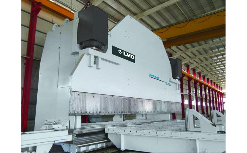 LVD PPEB-H features rugged construction