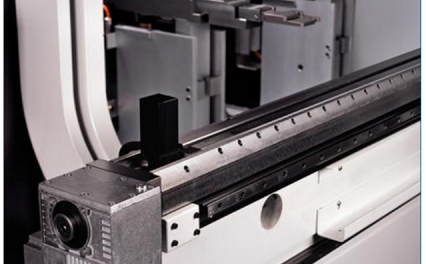 LVD PPEB press brakes offered in multi-axis configurations