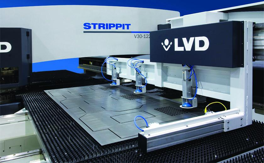 LVD tower automation is compact system
