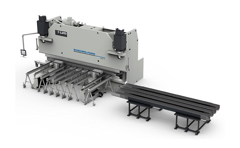 LVD Synchro-Form for bending large profiles