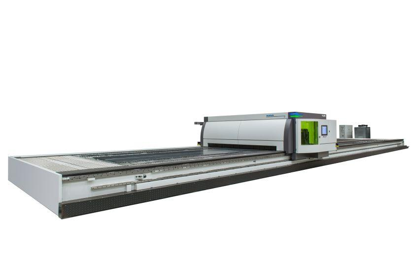LVD Taurus XXL Fiber Laser Cutting Machine