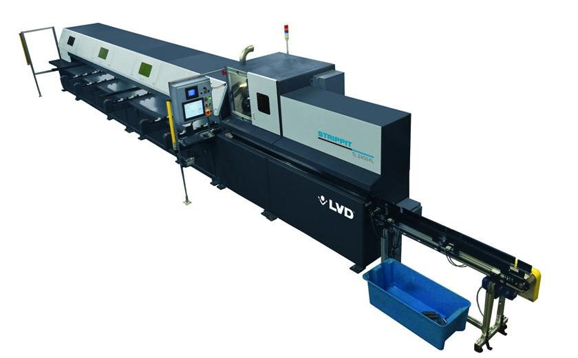LVD TL 2450 tube laser cutting machine