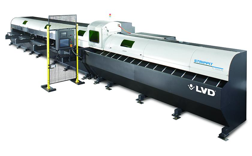 LVD TL 2665 tube laser cutting machine