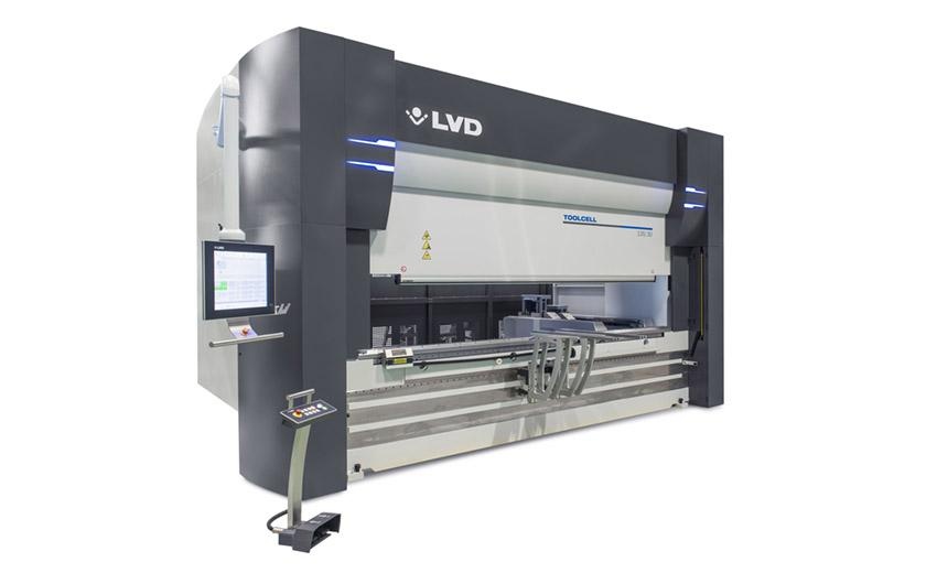 LVD ToolCell automated bending cell