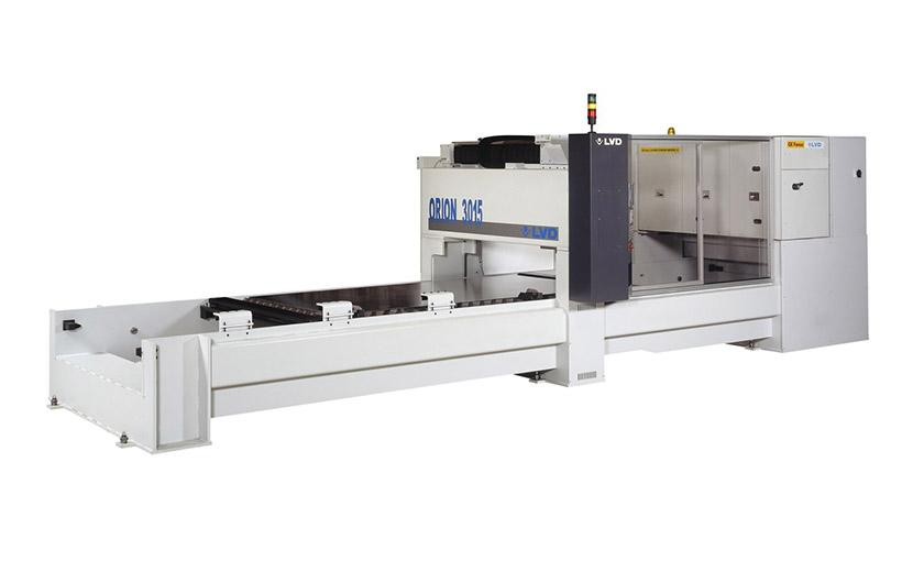 LVD Orion used laser cutting machines