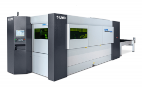 LVD Lynx FL fiber laser cutting machine