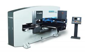 LVD Strippit P-Series punch press