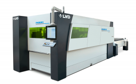 LVD Phoenix fiber laser cutting machine