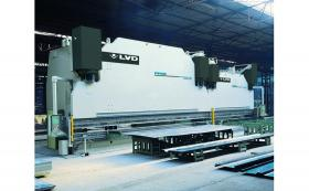 LVD PPEB-H custom series press brakes