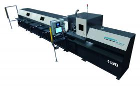LVD TL 2430 tube laser cutting machine