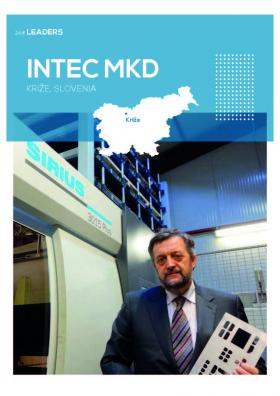 Intec MKD uses LVD laser cutting and bending technology