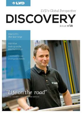 Discovery Magazine Issue 16
