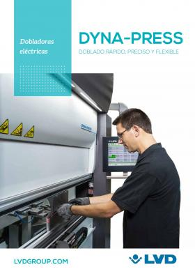 Folleto Dyna-Press