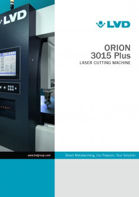 Orion Brochure