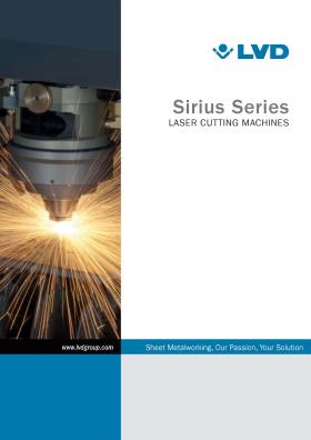 Sirius Series Brochure