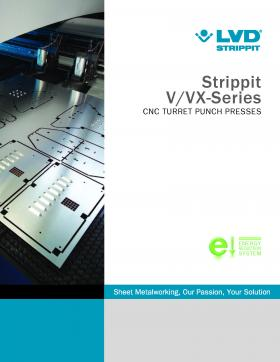 Strippit V/VX-Series Brochure