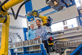LVD Automated Bending Cell at KUIPERS