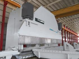 LVD offers specialized bending equipment for pipe forming applications