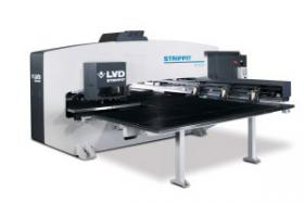 LVD INTRODUCES STRIPPIT PX-SERIES PUNCH PRESS