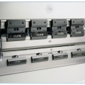 LVD PPEC press brakes feature flexible tooling system